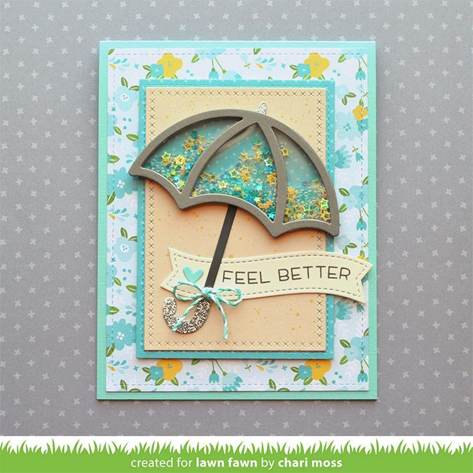 Die Set Parapluie