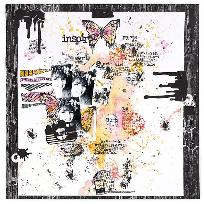 Die Set Inspirer - 3 pcs
