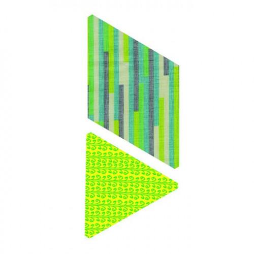 Bigz XL Die Losange / Triangle