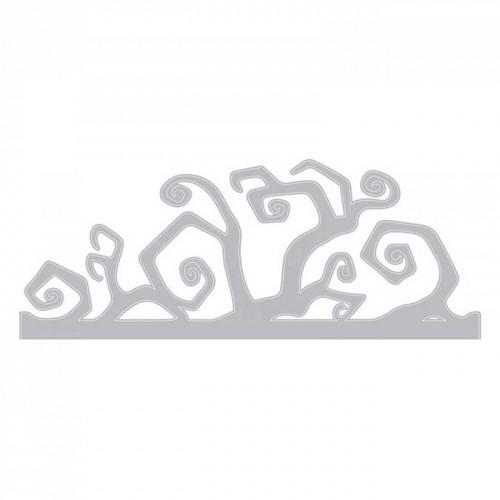 Thinlits Die - Twisted Edge - Tim Holtz