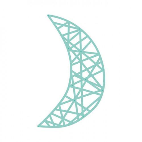 Die Croissant de lune - 6 x 10 cm