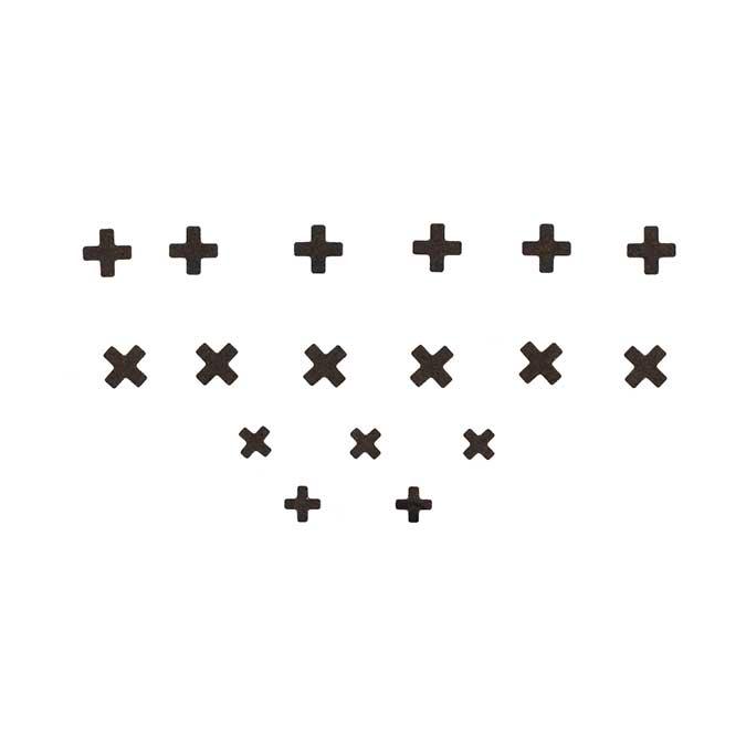 Die - Des croix