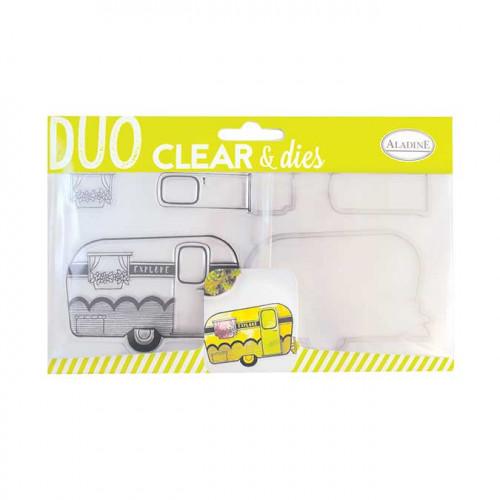 Duo Clear & Dies - Caravane