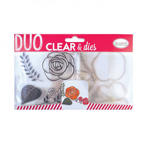 Duo Clear & Dies - Rose