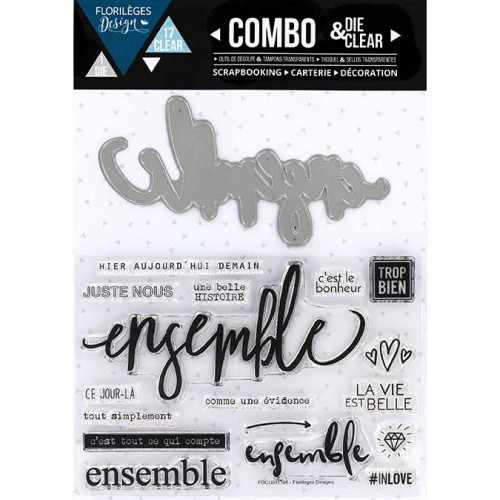 Combo Clear & Die - Ensemble
