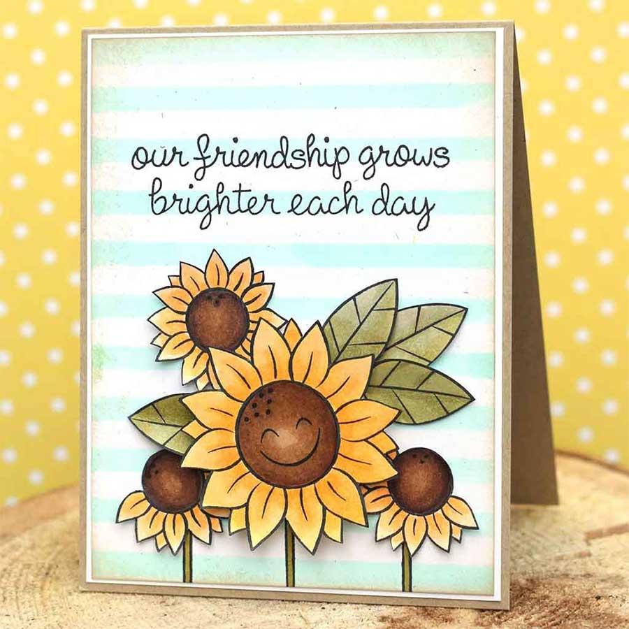 Die Set - Our Friendship Grows