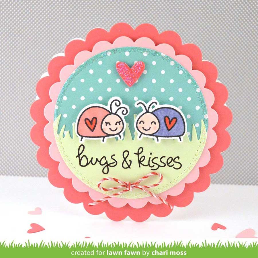 Die Set - Bugs and Kisses