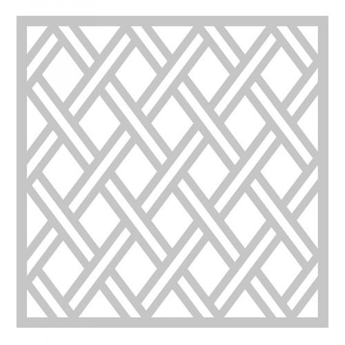 Die Texture Grille - 15 x 15 cm