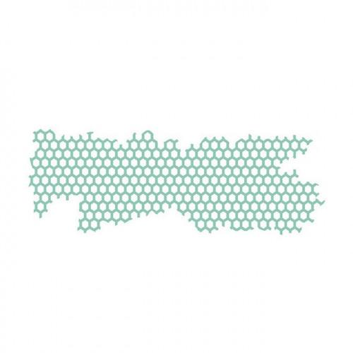 Die Texture filet - 12,8 x 4,6 cm