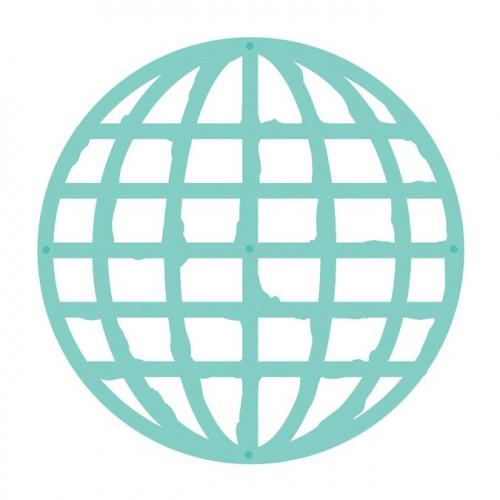 Die Globe terrestre