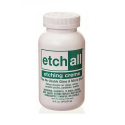 Silhouette/Etchall - Etching crème - 118 ml
