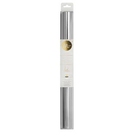 MINC - Reactive Foil - Silver - 305 cm
