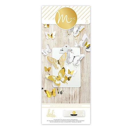MINC - 3D Butterflies - 32 papillons