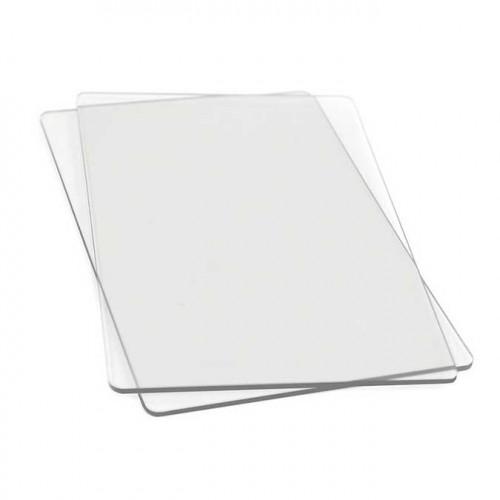 Plaques de découpe standard pour machine de découpe - 2 pcs