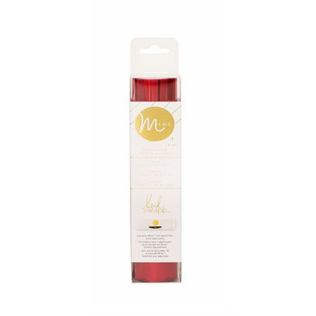 MINC - Reactive Foil - Red - 150 cm