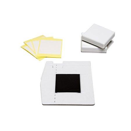 Matière tampon pour la machine Mint - 1,5 x 1,5 cm