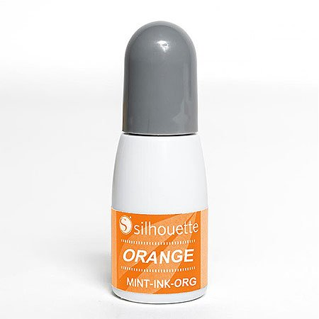 Encre pour tampon Mint - orange - 5 ml