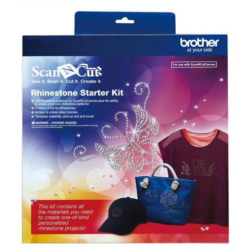 ScanNCut - Kit pour application de strass