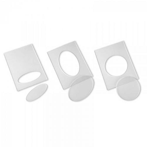 Accessoire Diffuseur pour Gaufrage - 3 modèles