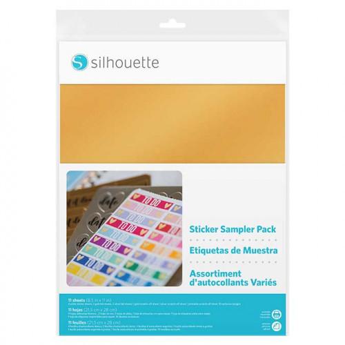 Assortiment Stickers variés - 11 feuilles