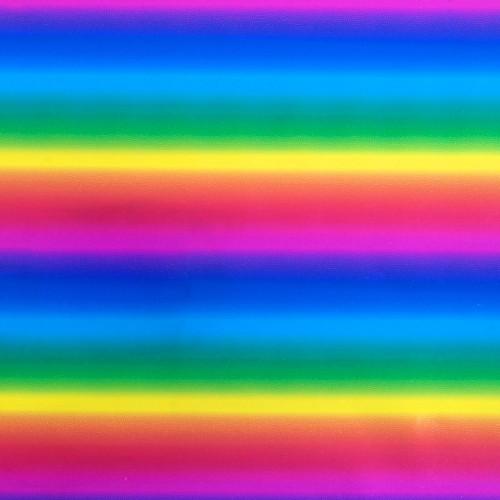 MINC - Reactive Foil Arc-en-ciel - 31 x 183 cm