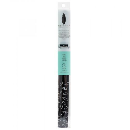 Foil Quill Pellicule métallisée thermoactive noire - 30,5 x 243 cm