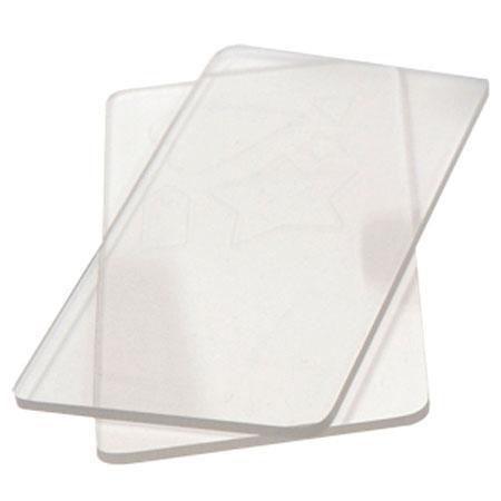 Plaques de coupe standard pour machine de découpe - 22 x 15,6 x 0,3 cm