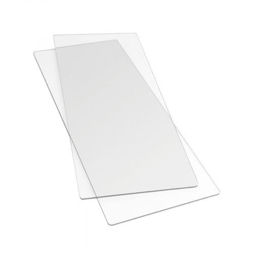 Accessoire - Big Shot Plaques de coupe longues - 1 paire