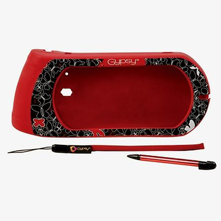 Gypsy - Housse de protection - Red & Black Butterfly