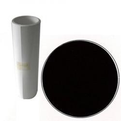 Film vinyle adhésif - 10 m - Noir Brillant