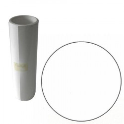 Film vinyle adhésif - 10 m - Blanc Brillant