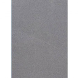 Roboflock pour transfert sur textile - 29 x 21 cm - Velours Gris