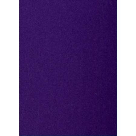 Roboflock pour transfert sur textile - 29 x 21 cm - Velours Violet