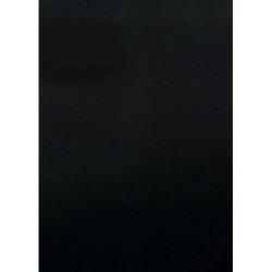Roboflex pour transfert sur textile - 34 x 21 cm - Noir mat