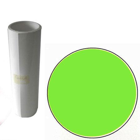 Film vinyle adhésif - 10 m - Citron vert Mat