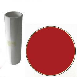 Film vinyle adhésif - 10 m - Rouge Mat