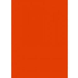 Roboflex pour transfert sur textile - 34 x 21 cm - Orange mat