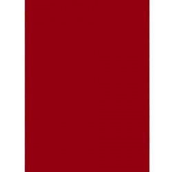 Roboflock pour transfert sur textile - 29 x 21 cm - Velours Rouge