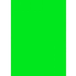 Roboflex pour transfert sur textile - 34 x 21 cm - Vert fluorescent