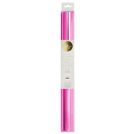 MINC - Reactive Foil - Hot Pink - 305 cm