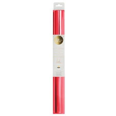 MINC - Reactive Foil - Red - 305 cm