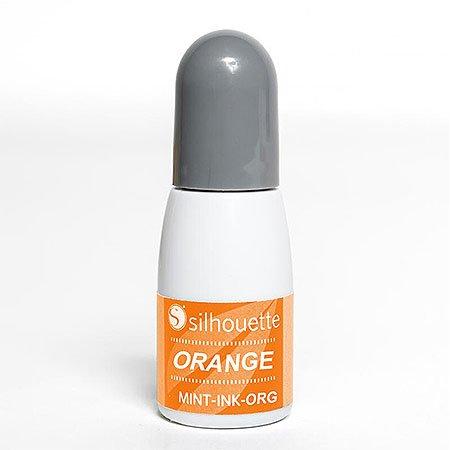 Encre pour tampon Mint - orange - 5 ml