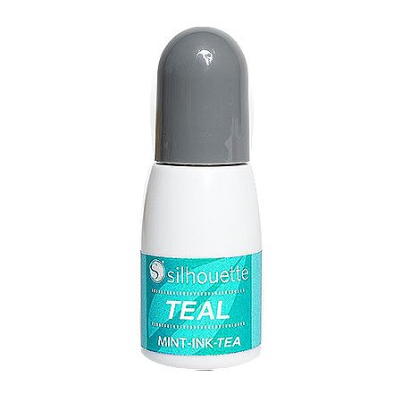 Encre pour tampon Mint - turquoise - 5 ml