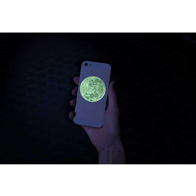 Papier imprimable photoluminescent - adhésif - 2 feuilles
