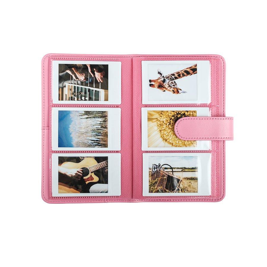 Album photo Instax Mini - Rose corail