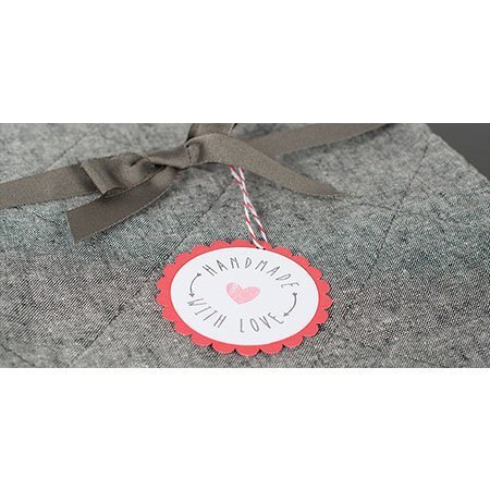 Kit tampon pour la machine Mint - 3 x 6 cm