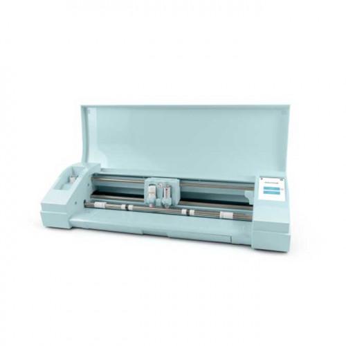 Machine de découpe Silhouette Cameo 3 bleu glacier