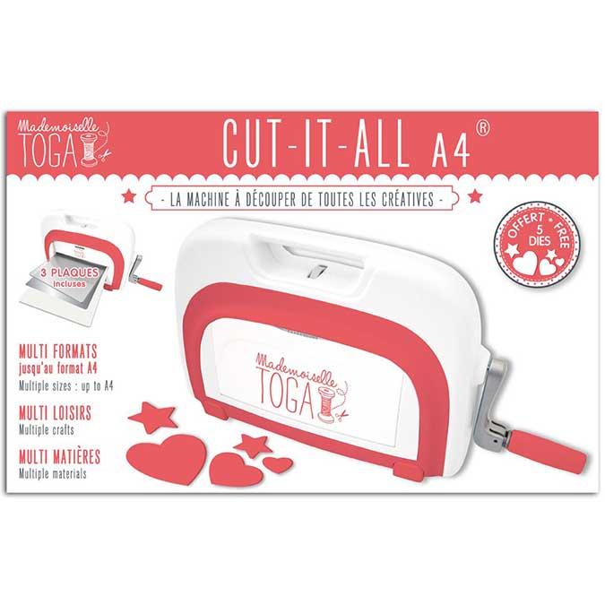 Machine de découpe Cut-it-all - A4