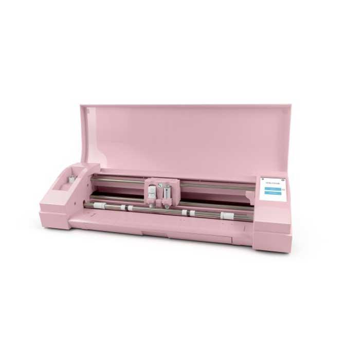 Machine de découpe Silhouette Cameo 3 rose poudre