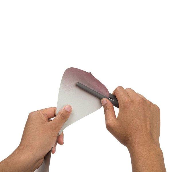 Outil pour gaufrer et boucler